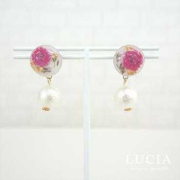【LUCIA】ボタニカルピアス【06BSP-2】