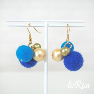 【toRoa】ピアス【597N】