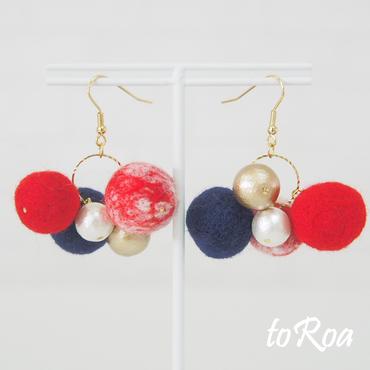 【toRoa】ピアス【10230M】