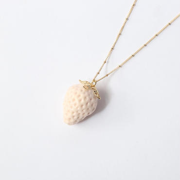 Strawberry Necklace [Pink]