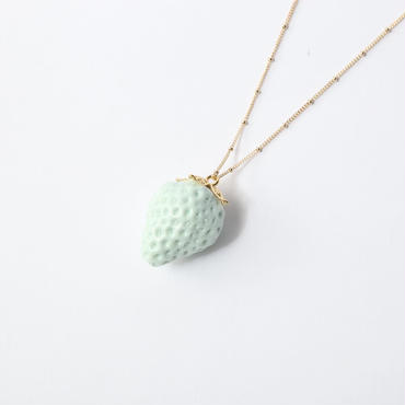 Strawberry Necklace [Blue]
