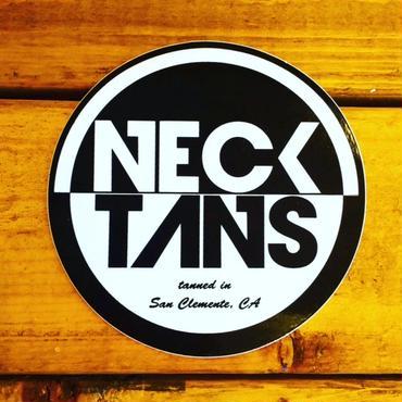 【NECK TANS】ステッカー