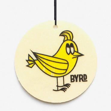 "【BYRD】AIR FRESHENER/エアーフレッシュナー ""Mr.バード"""