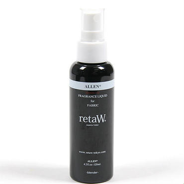 【retaW】  Fragrance Fabric Liquid ALLEN*