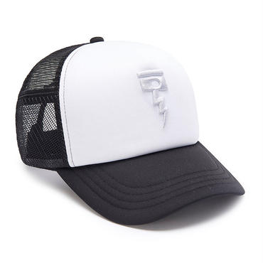 "【DEUS ex MACHINA】NOVEMBER CAP ""BLACK/WHITE"""
