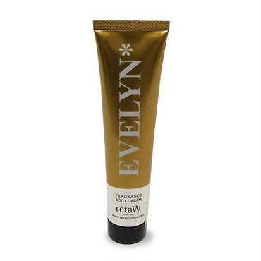【retaW】  Fragrance Body Cream EVELYN*