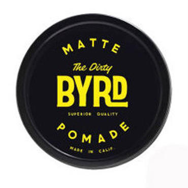 "【BYRD】 MATTE POMADE ""THE DIRTY"" 70g"