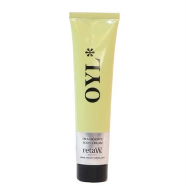 【retaW】Fragrance Body Cream  OYL*