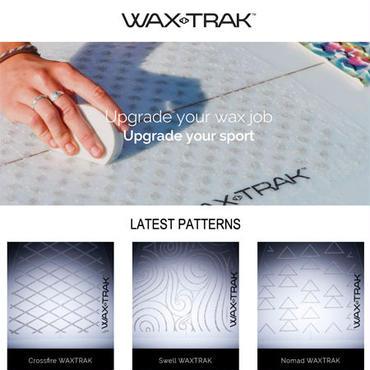 【WAX TRAK】3枚セット