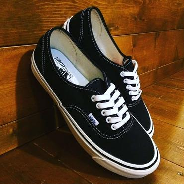 【VANS】Authentic 44 DX (ANAHEIM FACTORY) BLACK