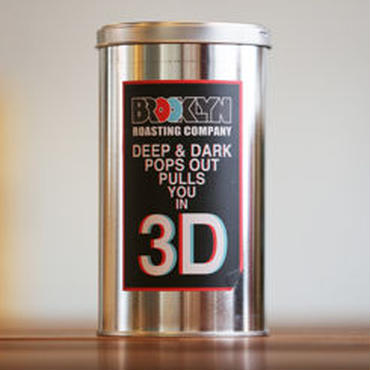 "【BROOKLYN ROASTING COMPANY】珈琲豆 ""3D"""