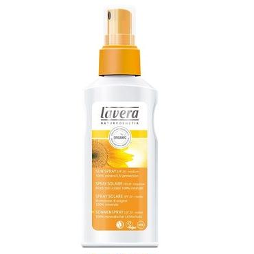 【lavera】 日焼け止め ファミリー サンスプレー20
