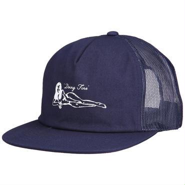 "【BRIXTON】FINE HP MESH CAP ""NAVY/WHITE"""