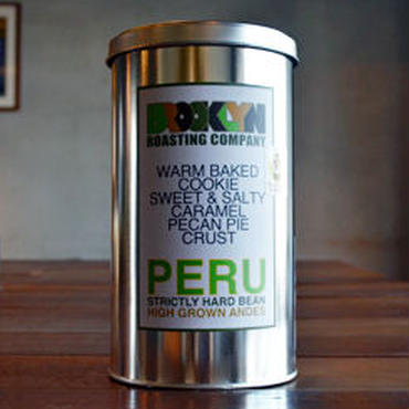 "【BROOKLYN ROASTING COMPANY】珈琲豆 ""PERU"""