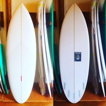 【CHRISTENSON surfboards】NEW CAFE RACER
