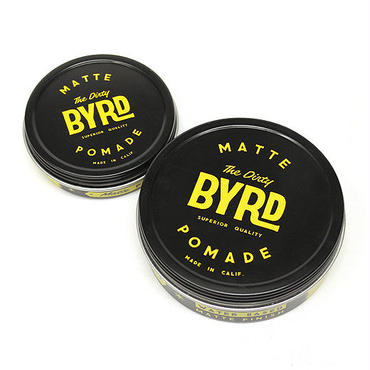 """【BYRD】 MATTE POMADE """"THE DIRTY"""" 28g"""