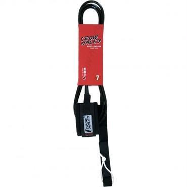 【CROW HALEY surf leash】7' REGULAR DS