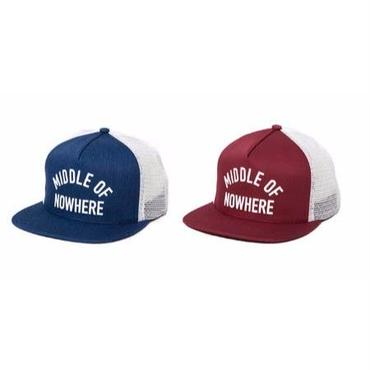 【THE QUIET LIFE】MIDDLE OF NOWHERE TRUCKER HAT