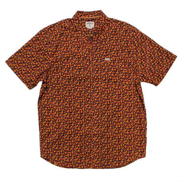 【CAPTAIN FIN】FIELD OF RADNESS S/S WOVEN