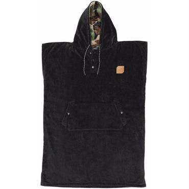 【SLOWTIDE】THE DIGS PONCHO