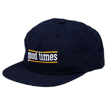 "【BRIXTON】TIMES MP CAP  ""DARK NAVY"""