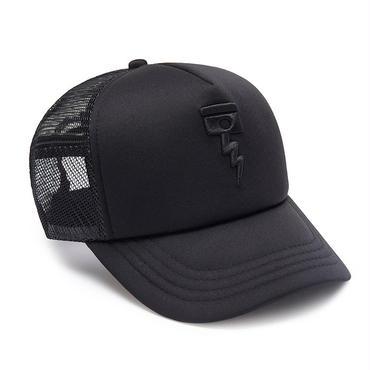 "【DEUS ex MACHINA】NOVEMBER CAP ""BLACK"""