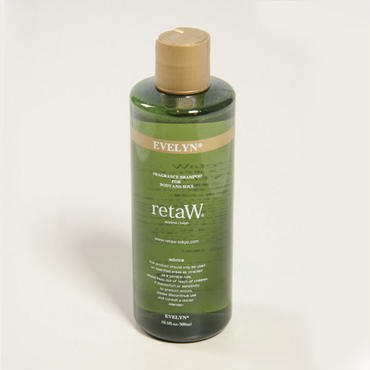 【retaW】 Fragrance Body Shampoo EVELYN*