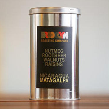 "【BROOKLYN ROASTING COMPANY】珈琲豆 ""NICARAGUA MATAGALPA"""