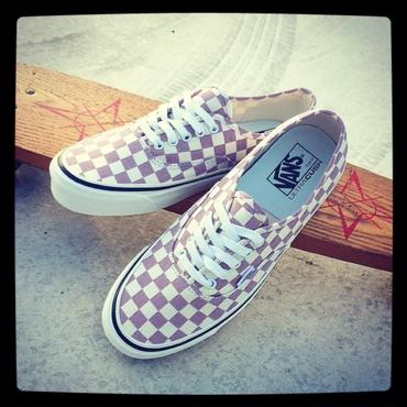 【VANS】Authentic 44 DX (ANAHEIM FACTORY) OG MAUVE / CHECK