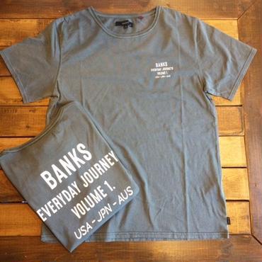 """【BANKS】FAME TEE """"COMBAT"""""""