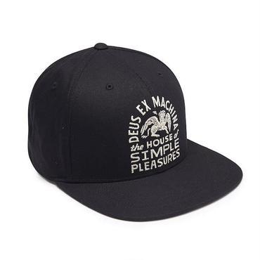 【DEUS ex MACHINA】HOUSE CAP