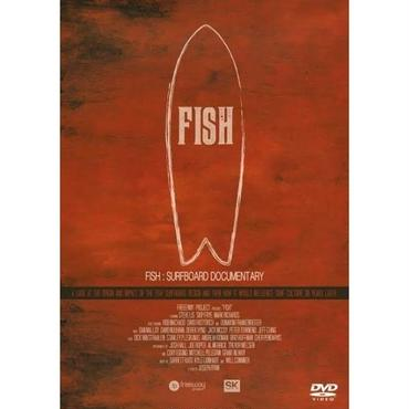 【DVD】FISH : SURFBOARD DOCUMENTARY