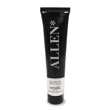 【retaW】  Fragrance Body Cream ALLEN*