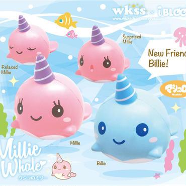 Millie Whale/くじらのミリー