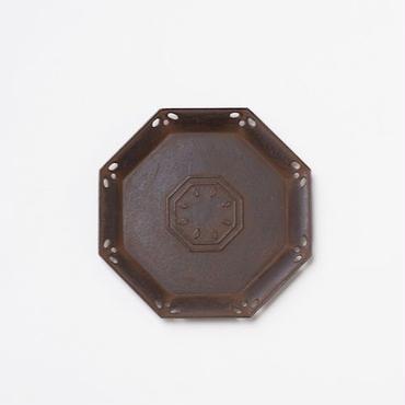 鉄皿『八角』