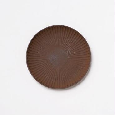 鉄皿『菊』