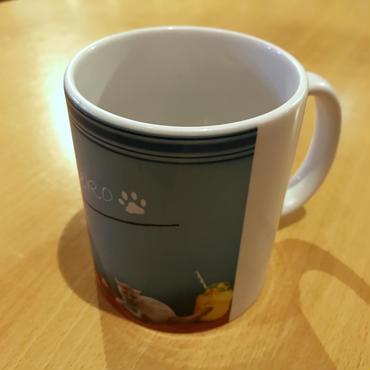 もりねこマグカップ