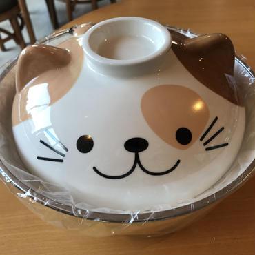 ねこ ホーロー鍋