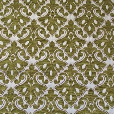 モロッコインテリア生地・リバーシブル「新緑」147×84cm