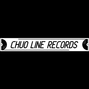 CHUO LINE RECORDSマフラータオル