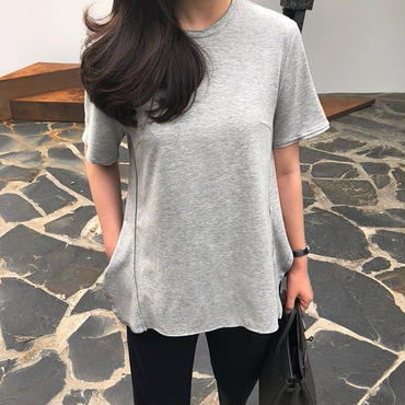 MADEKIM original T-shirt(gray)