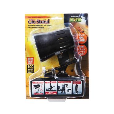 【ランプ用ソケット】クリップスタンド グロースタンド(ジェックス)