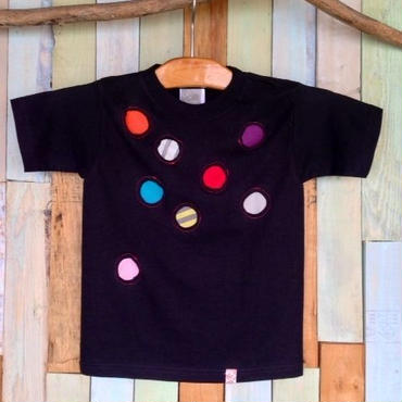 MIX CRAFT TEE DOT KIDS