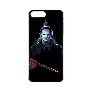 ハロウィーン マイケルマイヤーズ (Halloween Michael Myers)スマホケース カバー 保護ハードケース PC製 iphone用 15