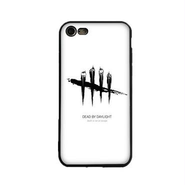DBD デッドバイデイライト DEAD BY DAYLIGHT ロゴ スマホ カバー 保護ケース ソフトシリコン製  iPhone  5 5s  se 6 6s 7 8 plus X