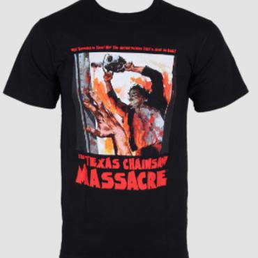 悪魔のいけにえ(TEXAS CHAINSAW MASSACRE)Tシャツ What Happened is True!  XXL