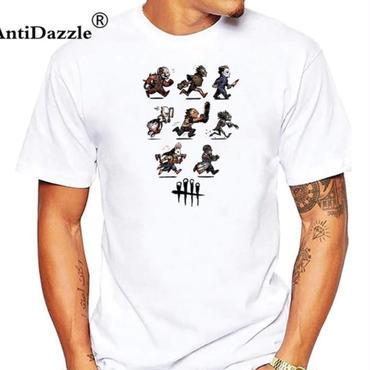 デッド バイ デイライト(Dead By Daylight)  Tシャツ メンズ レディース デフォルメキラー