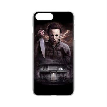 ハロウィーン マイケルマイヤーズ (Halloween Michael Myers)スマホケース カバー 保護ハードケース PC製 iphone用 17