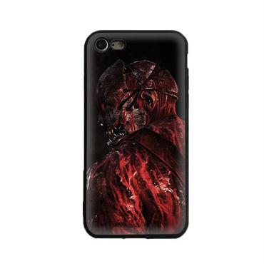 DBD デッドバイデイライト DEAD BY DAYLIGHT トラッパー スマホ カバー 保護ケース ソフトシリコン製  iPhone  5 5s  se 6 6s 7 8 plus X