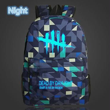 DBD デッドバイデイライト DEAD BY DAYLIGHT リュックサック ナップザック スクールバッグ  トラベルバッグ